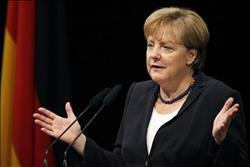 ميركل تأمل في التوصل لاتفاق لتشكيل ائتلاف حكومي بألمانيا