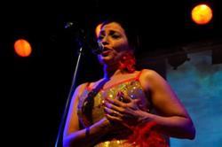 منى بوركهارد تحيي حفلا فنيا على المسرح الصغير بدار الأوبرا..18 فبراير