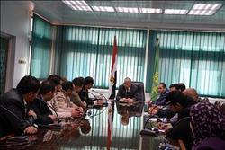 عشماوي يبحث مع شباب طوخ مشاكل القرى
