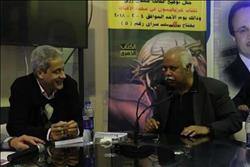 صور.. حمدي رزق: المجتمع المصري يعاني من التمييز ضد الأقباط والمرأة