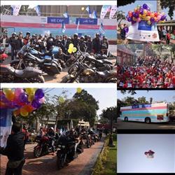 ختام فعاليات حفل «اليوم العالمي للسرطان»