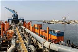 ميناء الإسكندرية يستقبل 132 سفينة بضائع
