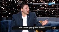 رضا عبد العال: إيهاب جلال لم يترك بصمة مع الزمالك حتى الآن