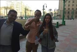 «جوهرة» تنهي إجراءات الإقامة بمصلحة الجوازات في التحرير