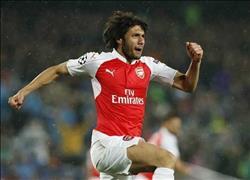 «النني» أفضل لاعب في أرسنال خلال يناير