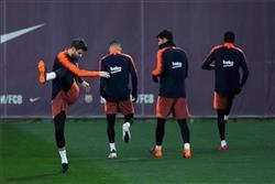 تعرف على تشكيلة برشلونة أمام فالنسيا في كأس إسبانيا