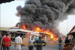 استشهاد مدني وإصابة 5 آخرين في انفجار سيارة بالعراق
