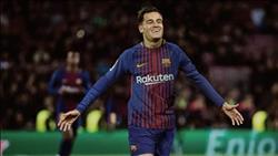 كوتينيو يسجل أول أهدافه مع برشلونة | فيديو