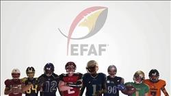 4  لاعبين محترفين من أمريكا يشاركون في الدوري المصري لكرة القدم الأمريكية