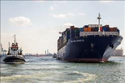ميناء الإسكندرية يستقبل 63 ألف طن بوتاجاز قادمة من الجزائر