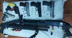 مباحث القاهرة تضبط تاجر السلاح بالبساتين