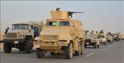 بالصور.. انتشار عناصر الجيش والشرطة بعد رفع حالة التأهب القصوى