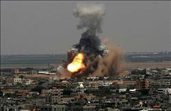 الجيش الإسرائيلي: سلاح الجو قصف 12 موقعا داخل سوريا