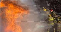 مباحث السلام تكثف التحريات لكشف ملابسات حريق مخزن «البويات»