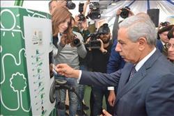 بالصور ..افتتاح أول شبكة شحن للسيارات الكهربائية في مصر