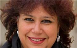 وزيرة الثقافة تشهد عرض مسرحية «السيرة الهلامية»