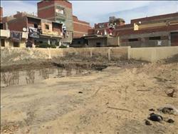 توفي المقاول فتوقفت أعمال إنشاء المدرسة الوحيدة بقرية «محلة القصب»