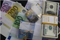 ارتفاع أسعار العملات الأجنبية واليورو يرتفع 13 قرشًا في البنوك