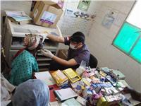 قافلة الأزهر في بوركينا فاسو تجري 157 عملية جراحية وتفحص 6 آلاف مريض