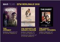 3 أفلام لـ MAD Solutions في سوق الفيلم الأوروبي بـمهرجان برلين السينمائي