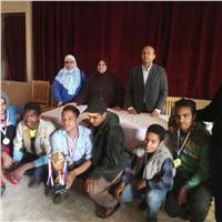 معسكرا ثقافيا ورياضيا للأطفال بلا مأوى بالقاهرة.. صور