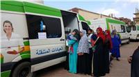 فحص 700 حالة بدمياط ضمن مبادرة الرئيس للقضاء علي فيروس c