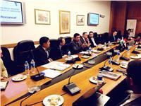 «التصديري للسلع الهندسية» يلتقي وفد أوزباكستاني لبحث التعاون المشترك