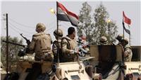 فيديو  تدمير 68 هدفًا للتكفيريين.. وضبط بؤرة إرهابية شديدة الخطورة في سيناء