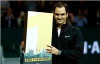 فيدرر يدخل التاريخ بتصدره التصنيف العالمي للاعبي التنس