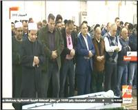فيديو| تشييع جنازة الفنان محمد متولى من مسجد السيدة نفيسة