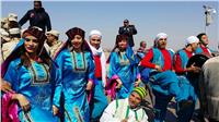 فرق مهرجان أسوان للثقافة تتفقد معالم المحافظة.. «صور»