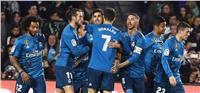 «مدريد» يسحق «بيتيس» بخماسية في الدوري الإسباني.. «فيديو»