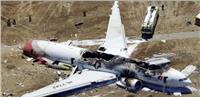 العثور على حطام الطائرة الإيرانية المفقودة في جبال «زاغروس»