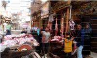 «تنافس الجزارين».. يخفض أسعار «اللحوم» بقليوب