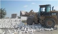 الداخلية: تأمين تنفيذ 695 حالة تعدي على الأراضي  بـ 9 محافظات