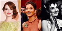صور| جميلات «هوليود» على السجادة الحمراء للأوسكار منذ 1952