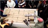 فيديو| تعرف على أبرز المضبوطات خلال الحملات الأمنية اليوم