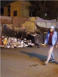 لقطة اليوم| القمامة تضرب مدرسة «أحمد عرابي»