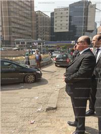 مدير أمن العاصمة يفاجئ الخدمات المرورية بعدد من المحاور والميادين |صور