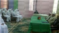 بالصور.. عقد ندوة دينية لنزيلات سجن النساء بالقناطر