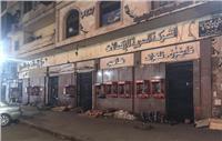 لقطة اليوم| فندق للمشردين أمام «المصرية للاتصالات» بميدان باب الشعرية