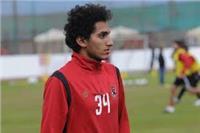 «حمدي» يعود لتدريبات «الأهلي» بعد التعافي من الإصابة