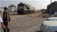 السكة الحديد : دراجة بخارية اقتحمت مزلقان «الجبانة» على خط «أسوان – القاهرة»