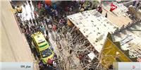 «حي منشأة ناصر» : العقار المنهار لم يصدر له أي قرار إزالة..فيديو