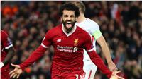 محمد صلاح «أساسيا» في مواجهة ليفربول ووست هام