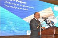 افتتاح أضخم محطة طاقة شمسية بالوطن العربي في الإسكندرية