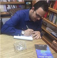 صاحب رسائل «عزرائيل»: لا أصنف أعمالي كروايات سياسية