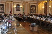 مجلس جامعة القاهرة يستعرض قرارات هامة