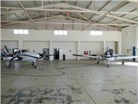 صور طائرتان جديدتان لتدريب طلبة أكاديمية الطيران