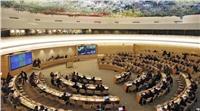 مجلس حقوق الإنسان يؤجل التصويت على مشروع قرار بريطاني حول الغوطة الشرقية